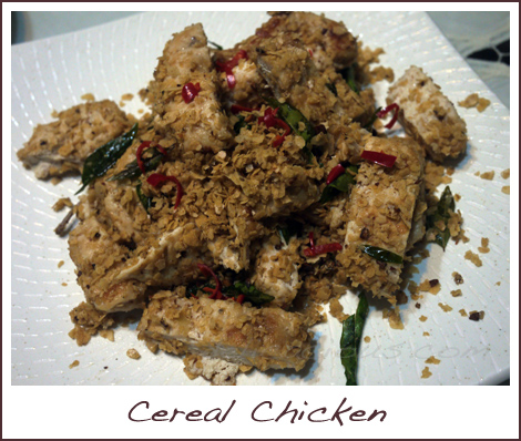 Cereal Chicken