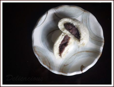 red bean buns1