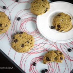 Salted coffee and choco chip cookies | Delicacious
