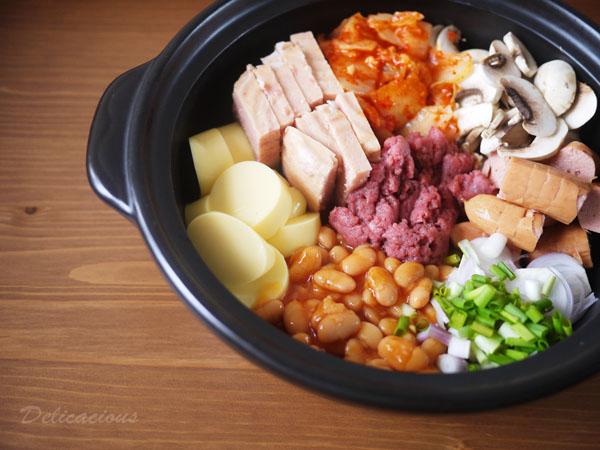 Korean Army Stew | Delicacious