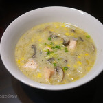 Salmon and Corn Chowder | Delicacious