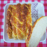 Old Fashioned Cheese Bread