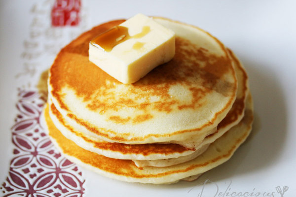 Breakfast series – Japanese Hot Cakes