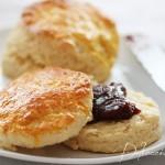 Quick and easy scones